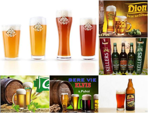 Bere locală produsă în Moldova