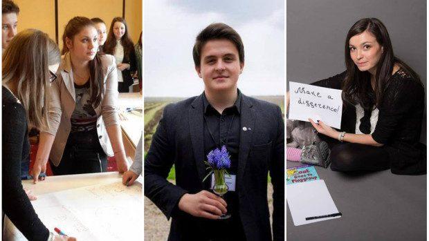 Angajamentul civic al tinerilor (1): Victoria Morozov, Adrian Pleșca și Dumitrița Axenti