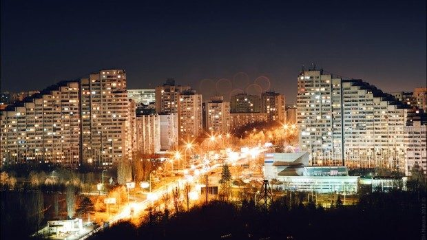 (foto) 37 de peisaje ale Chișinăului de ziua de naștere a edilului Capitalei