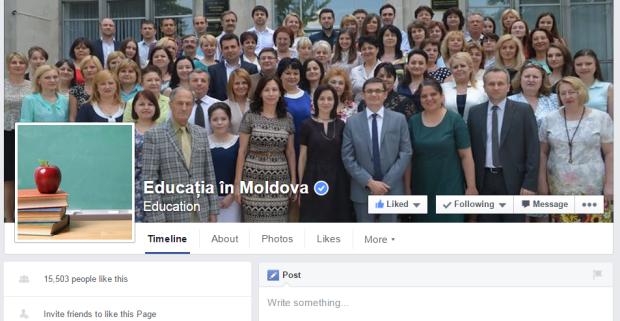 Ministerul Educației a rămas fără pagina de Facebook