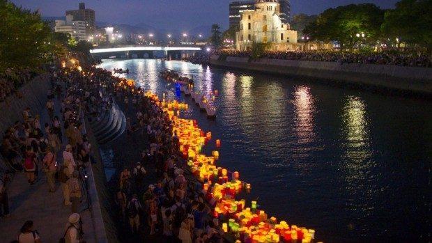 Japonia: 70 de ani de la bombardamentul nuclear de la Nagasaki