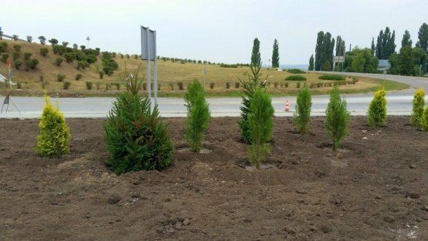 (foto) Au început lucrările de reconstrucție și reamenajare a intrării în Orhei