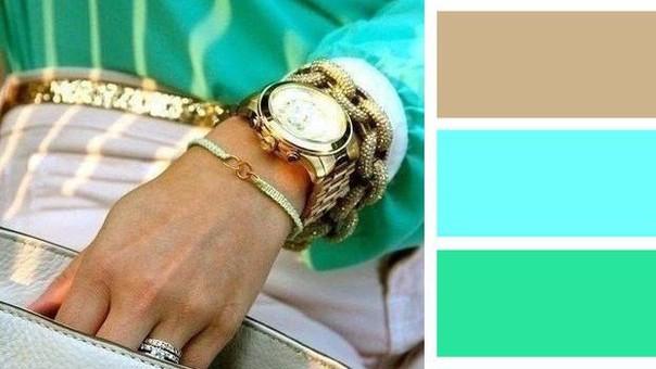 (foto) Combinațiile perfecte ale culorilor pe care să le utilizezi când îți alegi ținutele