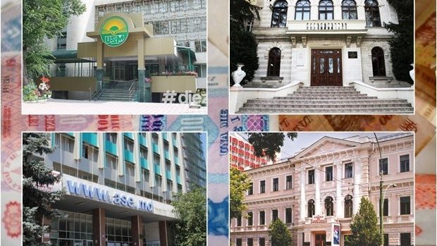 Metodologia achitării taxelor de studii la universitățile din Moldova