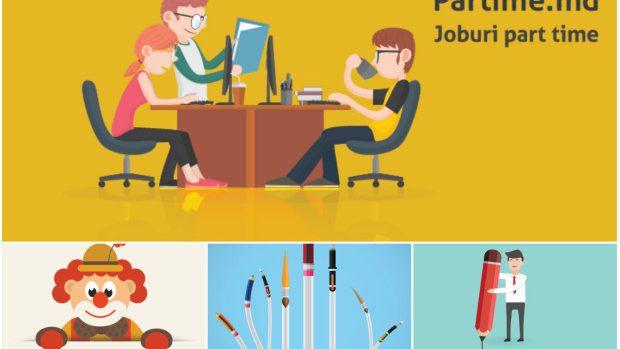 Partime.md – platforma care ajută tinerii din Moldova să-și găsească un job part-time