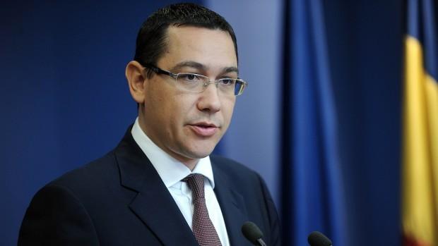 Premierul român Victor Ponta vine la Chișinău de Ziua Independenței