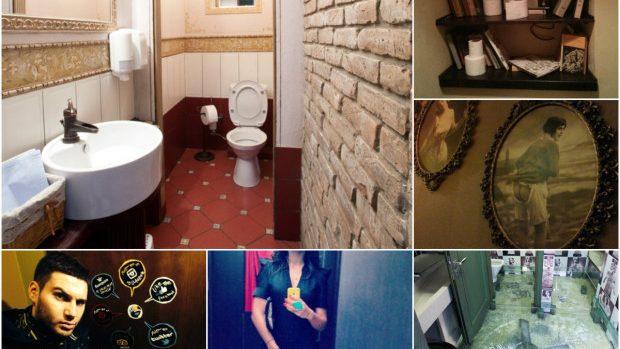 Best of: Localurile din Chișinău cu cele mai interesante WC-uri