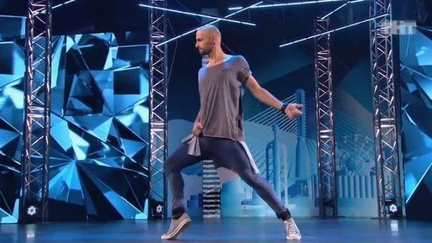 "(video) Coregraful moldovean Iurii Rîbac a evoluat la concursul ""Dansuri"" din Moscova"