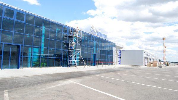 Aeroportul Chișinău: Zonele de sosiri, plecări și bagaje au fost extinse cu aproape 4 mii m2
