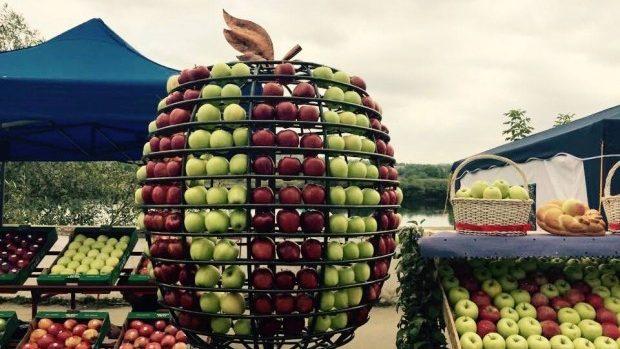 (foto) Un eveniment delicios! Sâmbătă, la Soroca s-a desfășurat Festivalul Mărului