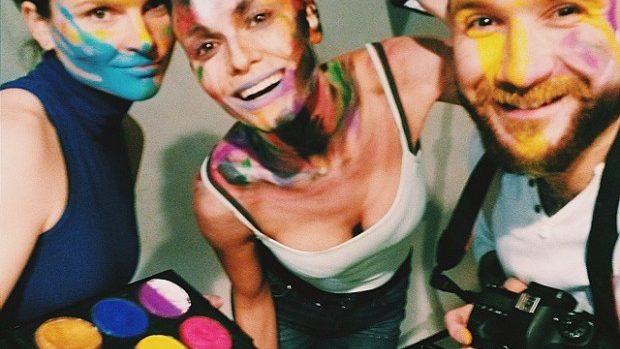 """(foto) Lidia Vieru, Make-Up artist: """"Dacă ați avut insistența să intrați în joc, jucați frumos și bine!"""""""