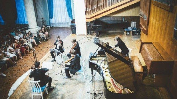 (video) Rezumatul primei ediții a festivalului de muzică clasică Moldo Crescendo