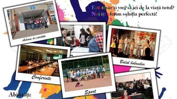Liga Tineretului din Moldova recrutează tineri dornici să facă lucrurile altfel