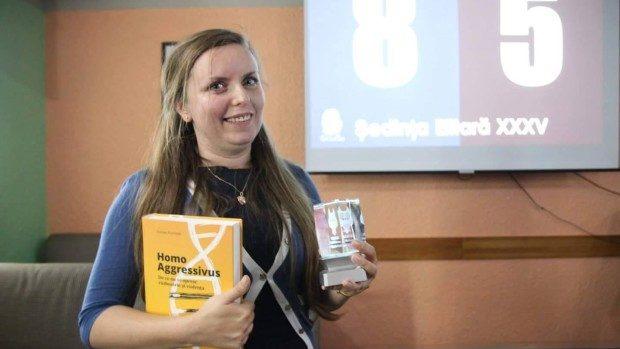 Veronica Vragaleva a devenit pentru prima dată magistru al Clubului Moldovenesc de Jocuri Intelectuale