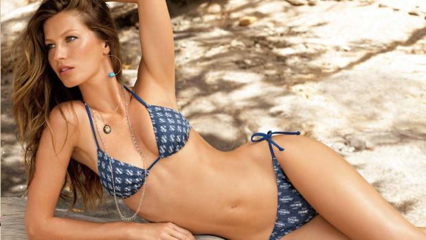 (foto) Brazilianca Gisele Bündchen este cel mai bine plătit top-model din lume