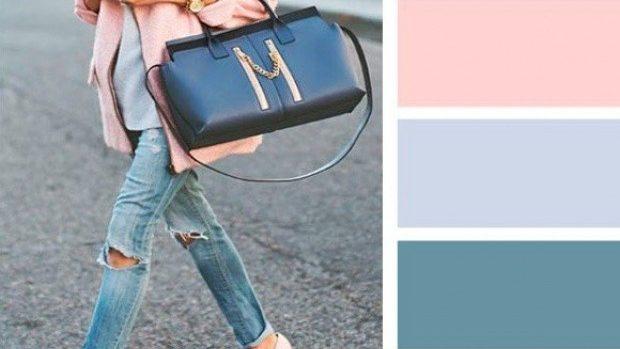 (foto) 20 de combinații de culori plăcute și calde pentru ținutele de toamnă