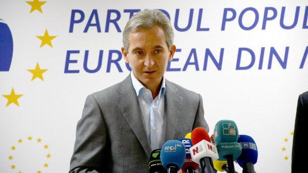 """(video) Iurie Leancă: """"PPEM refuză nu doar funcții, dar și imunitatea parlamentară"""""""
