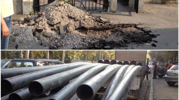 Cazul Codreanca: Decizia Primăriei este sabotată, iar construcția ilegală continuă