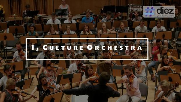 """(foto, video) Tinerii muzicieni din Europa de Est participă an de an la proiectul polonez """"I, Culture Orchestra"""""""