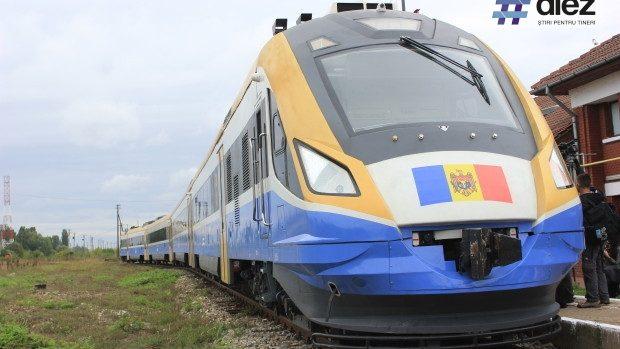 La Iași au fost lansate rute speciale pentru cei ce vin de la Chișinău cu trenul