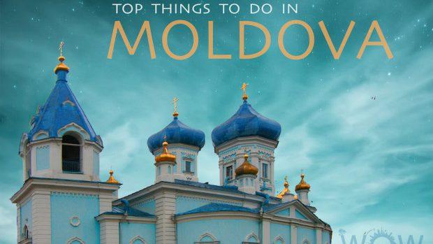 (foto) Șase locuri pe care să le vizitezi în Moldova, potrivit unui portal internațional