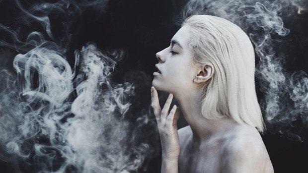 (foto) Utilizarea bombelor fumigene poate ajuta la crearea unor adevărate capodopere