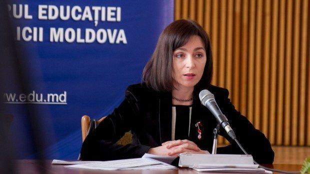 Maia Sandu este printre candidații la funcția de guvernator al BNM