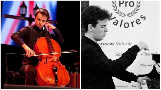 """Savurează muzica clasică la un eveniment marca Moldo Crescendo """"O seară de violoncel și pian"""""""
