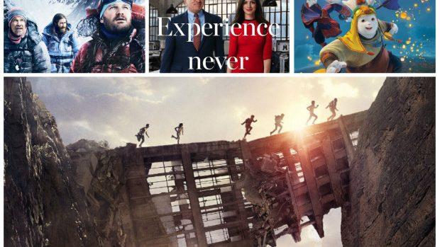 (video) Ce filme poți vedea în cinematografe până la sfârșitul lunii Septembrie