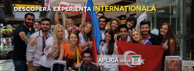 Ultima șansă pentru a profita la maxim de anii de studenție – AIESEC Chișinău recrutează