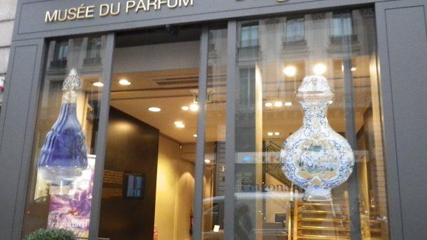 (foto) Un muzeu al parfumului a fost inaugurat la Paris de casa Fragonard