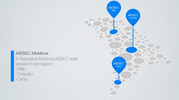 Ești student în capitala de Nord a țării? AIESEC Bălți recrutează o nouă generație de membri