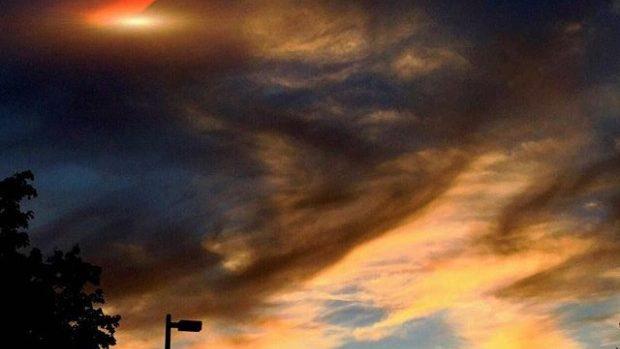 (foto) Cum a fost văzută luna roșie din toate colțurile lumii