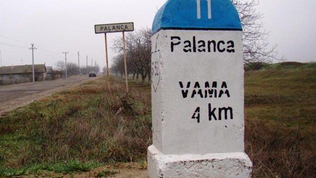 Punctul de frontieră Palanca va fi închis până pe 11 octombrie