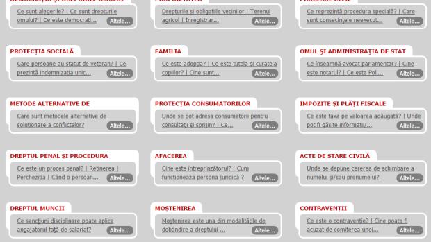 Parajurist.md – Platforma unde poți primi asistență juridică online de la un parajurist