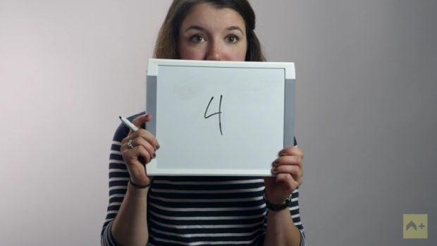 (video) Experiment social: Pe o scară de la 1 la 10, cât de mult succes ai în viață?