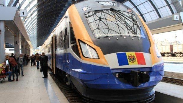 Veste bună pentru călători. Trenul Chișinău-Iași va circula temporar de patru ori pe săptămână