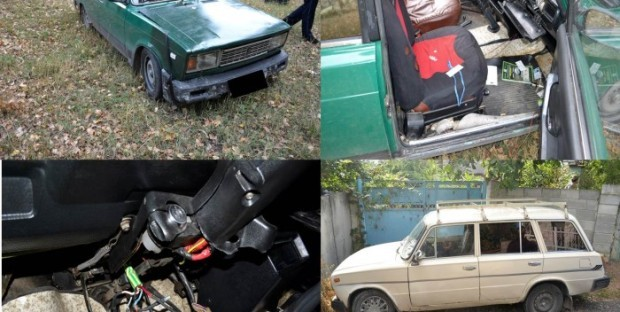 (video) Tupeul unor tineri din Anenii Noi: Au furat trei automobile pentru a se plimba