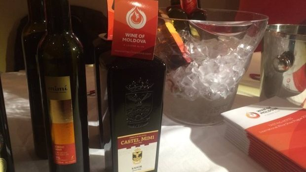 Premieră! Moldova și-a prezentat vinurile la o expoziție internațională în Cehia