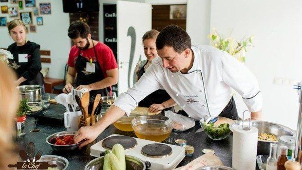 Câștigă un masterclass de bucătărie franceză! Un concurs marca Sun Communications și TV5MONDE