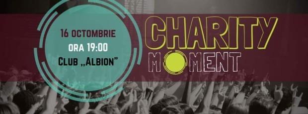 Charity Moment – vino la concert și ajută copiii bolnavi de tuberculoză
