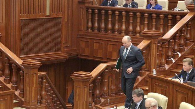 Explicațiile lui Marian Lupu înainte de a fi demis Guvernului Streleț