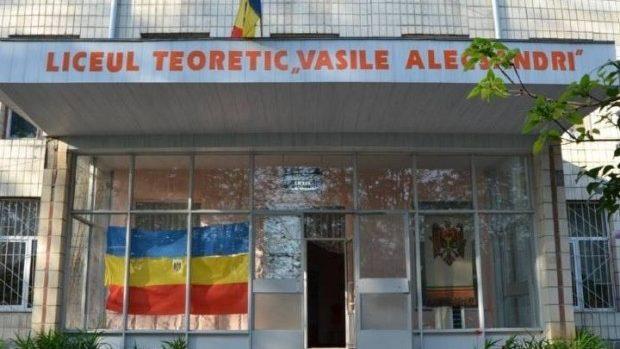 """Primul liceu clasic """"Vasile Alecsandri"""" a împlinit 25 de ani de activitate"""
