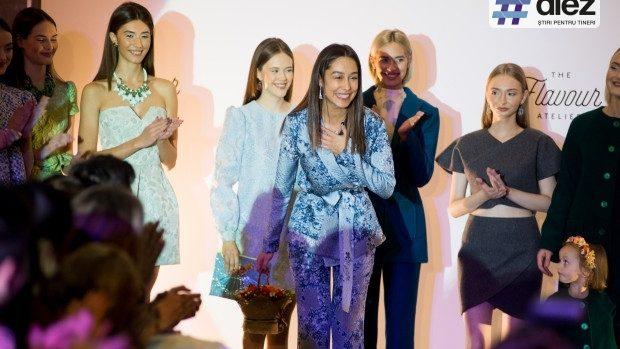 (foto) Bloggerul de modă Daniela Culev și-a lansat prima colecție de haine