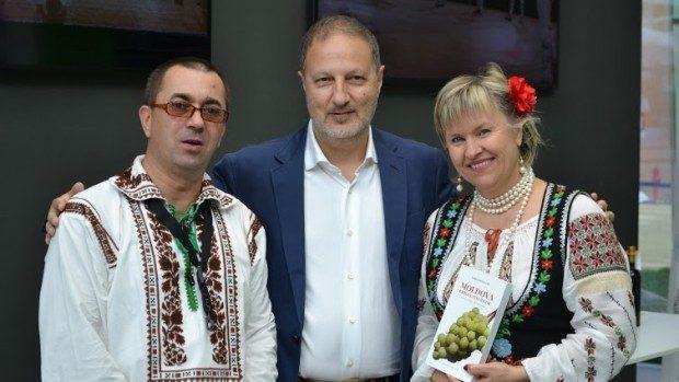 Carlo Policano, autorul primului ghid al vinurilor moldovenești: Ar trebui să dați mai multă valoare viței autohtone