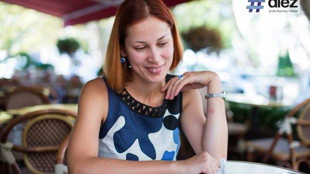 """Xenia Siminciuc: """"Am înțeles însă că ceea ce nu știu, voi învăța"""""""