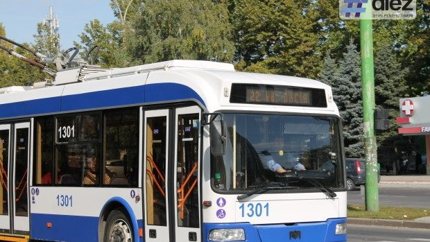 Iată cum va circula transportul public de Hramul Chișinăului