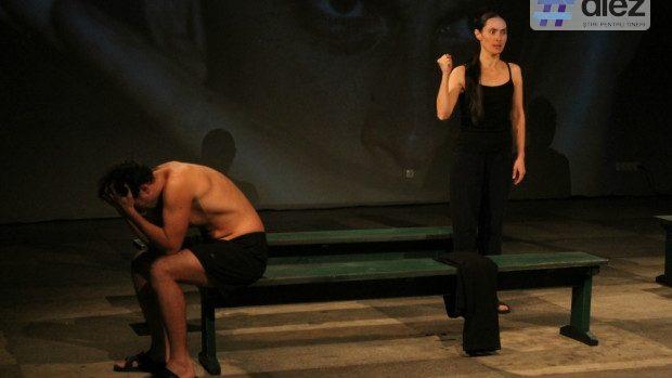 """(foto) Premiera spectacolului """"Shakespeare pentru Ana"""" destăinuie cum este dragostea după gratii"""