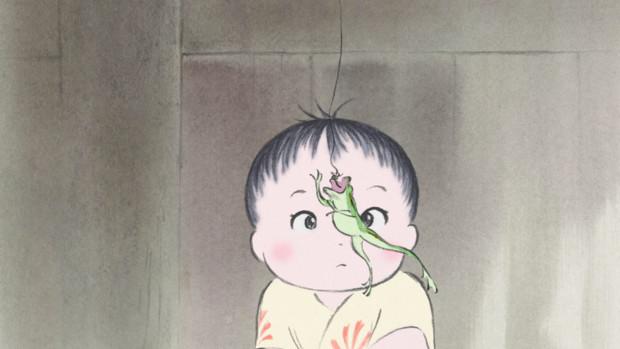 """Povestea Prințesei Kaguya"""
