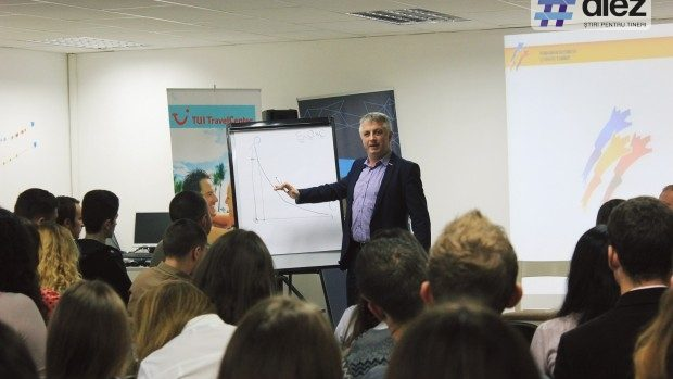"""Sfaturi cum să devii un antreprenor mai bun de la speakerii """"Vreau să fiu Antreprenor"""""""